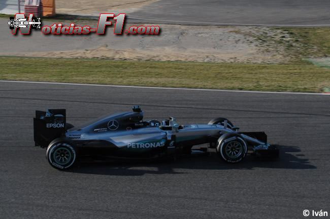 Nico Rosberg - Mercedes AMG - W07 - www.noticias-f1.com