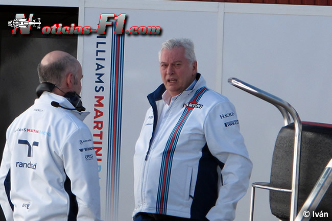 Pat Symonds - Williams - www.noticias-f1.com