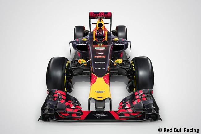 Red Bull Racing - Aston Martin - 2016
