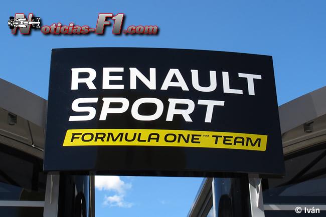 Renault Sport F1 - Logo 2016 - www.noticias-f1.com
