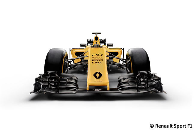 Renault Sport - RS16 - 2016