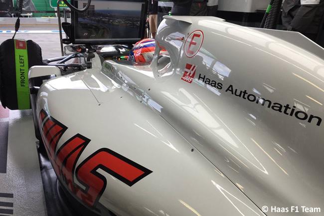 Romain Grosjean - Haas F1 Team - Entrenamientos GP Australia 2016