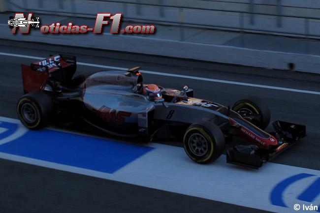 Romain Grosjean - Haas F1 - www.noticias-f1.com