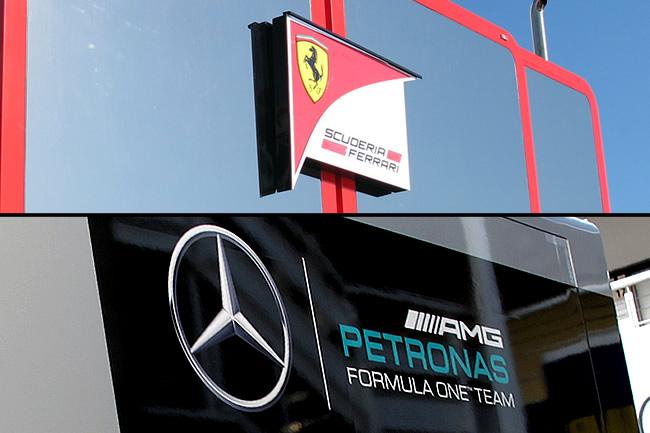 Scuderia Ferrari - Mercedes AMG