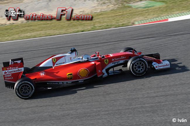 Sebastian Vettel - Scuderia Ferrari - SF16-H -www.noticias-f1.com