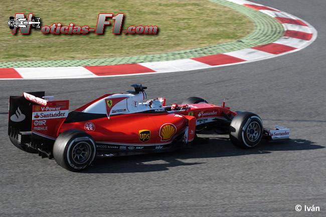 Sebastian Vettel - Scuderia Ferrari - SF16-H - www.noticias-f1.com
