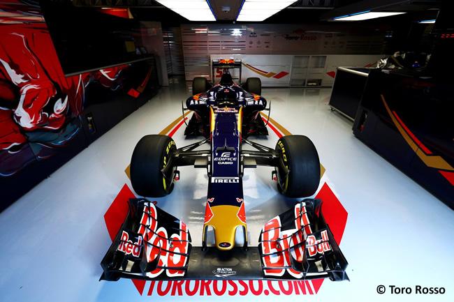 Scuderia Toro Rosso - Presentación - STR11