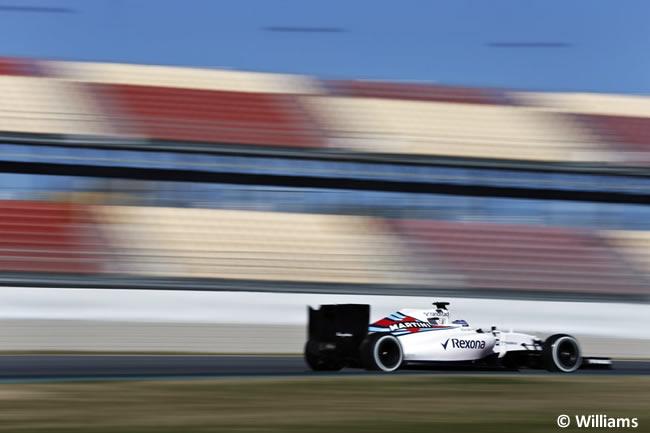 Valtteri Bottas - Williams - FW38