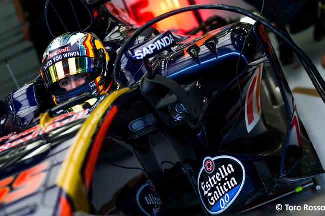 Carlos Sainz - Toro Rosso - Calificación GP Bahréin 2016