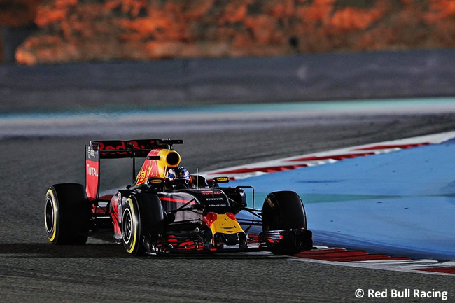 Daniel Ricciardo - Red Bull Racing - Gran Premio Bahréin 2016