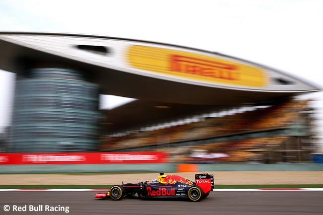 Daniel Ricciardo - Red Bull Racing - GP China - Calificación