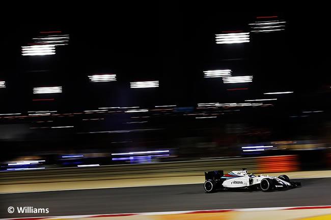 Felipe Massa - Williams - Bahréin - Entrenamientos