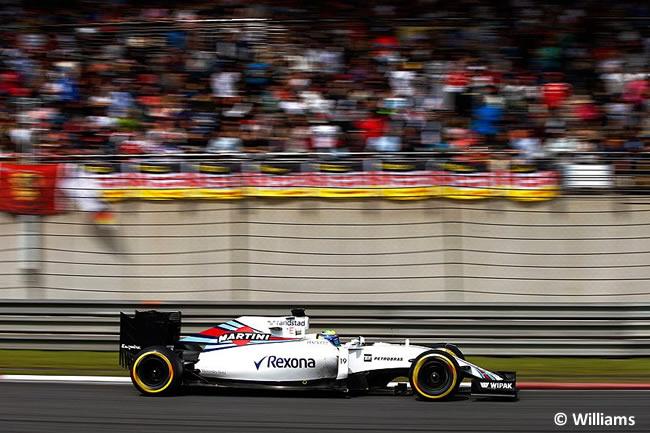Felipe Massa - Williams - GP China Shanghái 2016