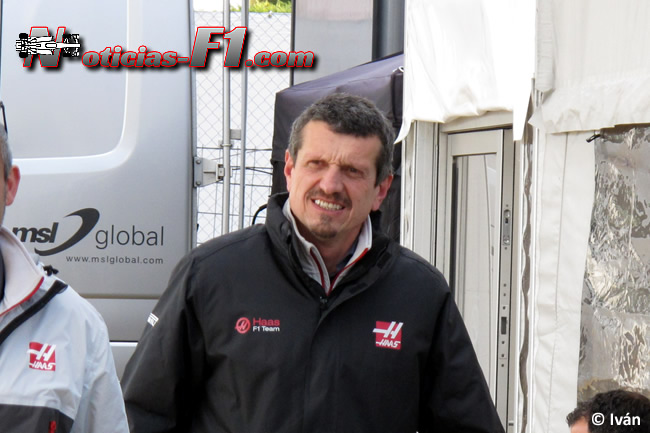 Guenther Steiner - Haas F1 Team - www.noticias-f1.com