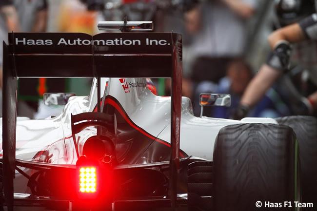 Haas F1 Team - GP China 2016 - Calificación - Resultados