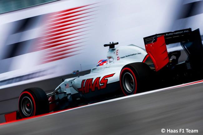 Haas- GP Rusia2016