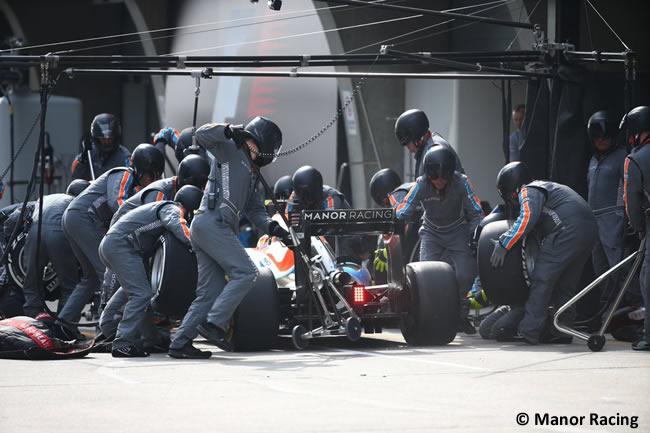 - GP China Shanghái 2016