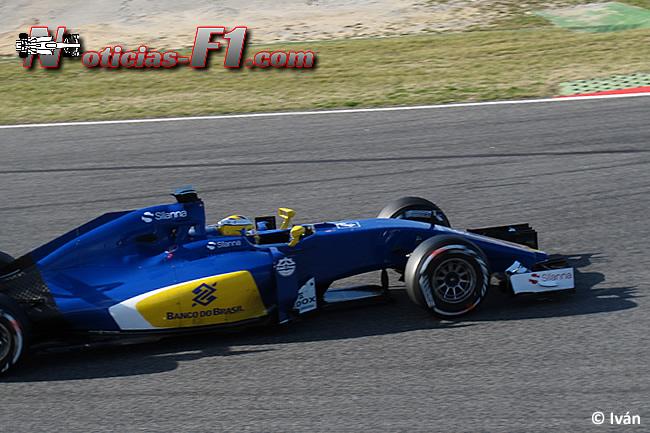 Marcus Ericsson - Sauber - GP China - Entrenamientos