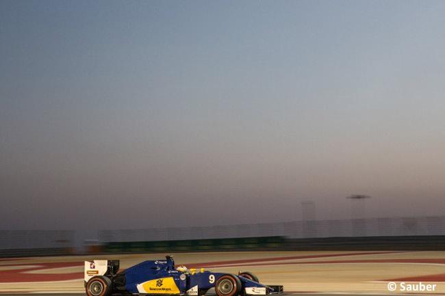 Marcus Ericsson - Sauber - Gran Premio Bahréin 2016