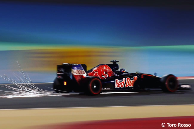 Max Verstappen - Toro Rosso - Gran Premio Bahréin 2016