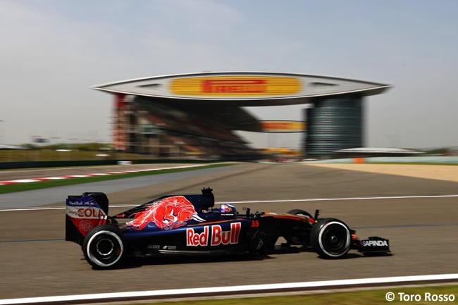 Max Verstappen - Toro Rosso - GP China Shanghái 2016