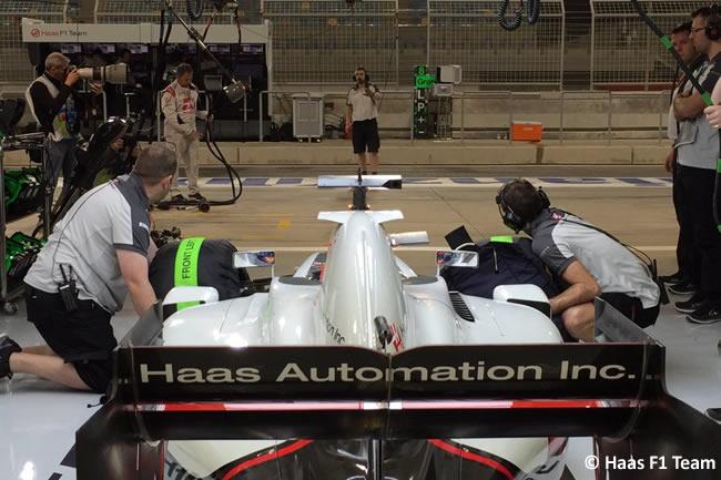 Romain Grosjean - Haas F1 Team - Entrenamientos Bahréin