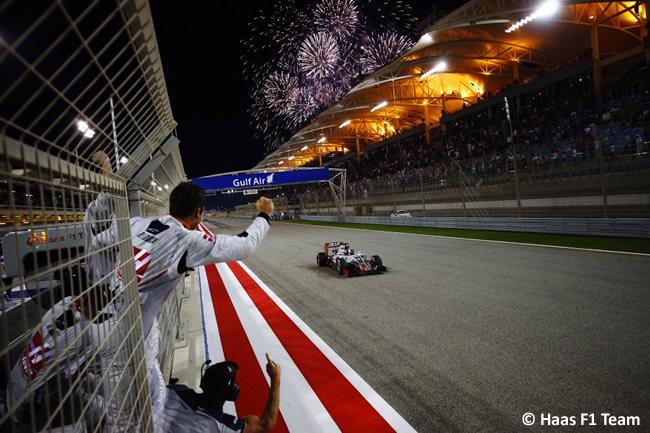Romain Grosjean - Haas - Gran Premio Bahréin 2016