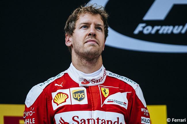 Sebastian Vettel - Scuderia Ferrari - GP China Shanghái 2016