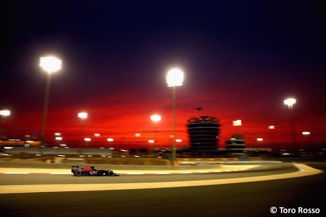 Toro Rosso - Bahréin - Entrenamientos
