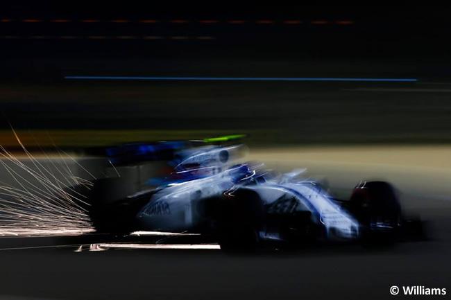 Valtteri Bottas - Williams - Calificación GP Bahréin 2016