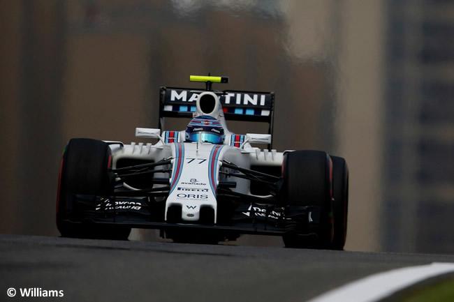 Valtteri Bottas - Williams - GP China 2016 - Calificación