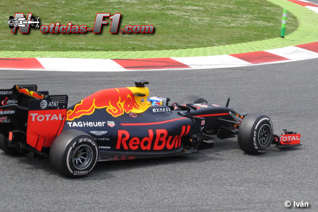 Daniel Ricciardo - Red Bull Racing - www,noticias-f1.com