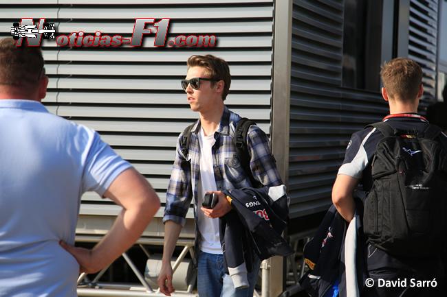 Daniil Kvyat - Toro Rosso - www.noticias-f1.com - David Sarró
