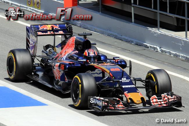 Daniil Kvat - Toro Rosso - 2016 - www.noticias-f1.com - David Sarró