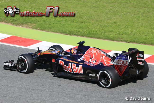 Daniil Kvyat - Toro Rosso - 2016 - www.noticias-f1.com - David Sarró