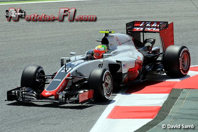 Esteban Gutiérrez - Haas F1 - www.noticias-f1.com - David Sarró
