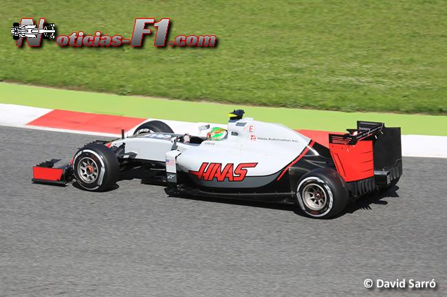 Esteban Gutiérrez - Haas - 2016 - David Sarró - www.noticias-f1.com