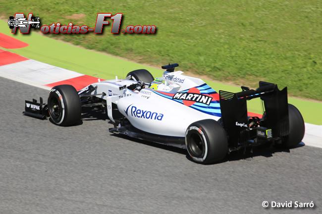Felipe Massa - Williams - 2016 - David Sarró