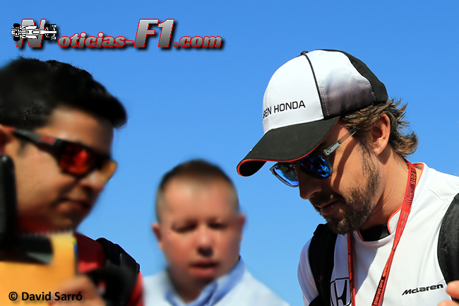 Fernando Alonso - McLaren 2016 - www.noticias-f1.com - David Sarró