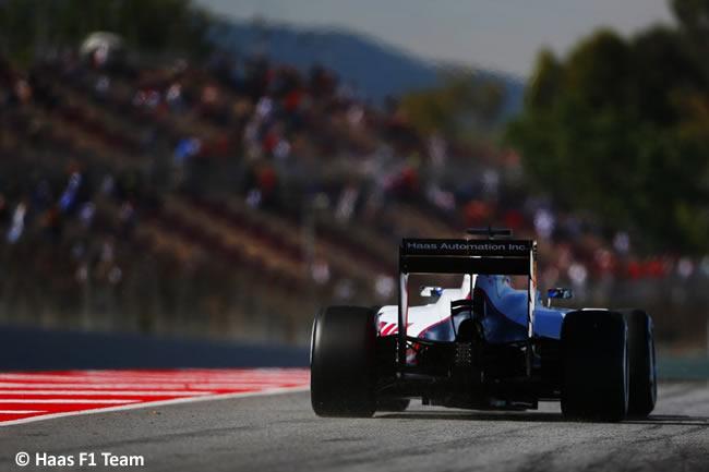 Haas F1 Team - GP España 2016