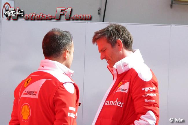 James Allison - Scuderia Ferrari 2016 - www.noticias-f1.com