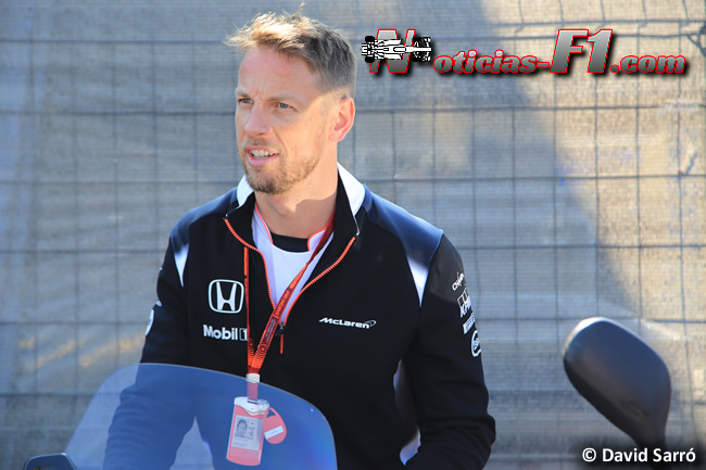 Jenson Button - McLaren - 2016 - www.noticias-f1.com - David Sarró