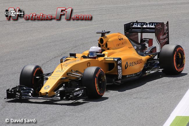 Kevin Magnussen - Renault - 2016 - www.noticias-f1.com - David Sarró