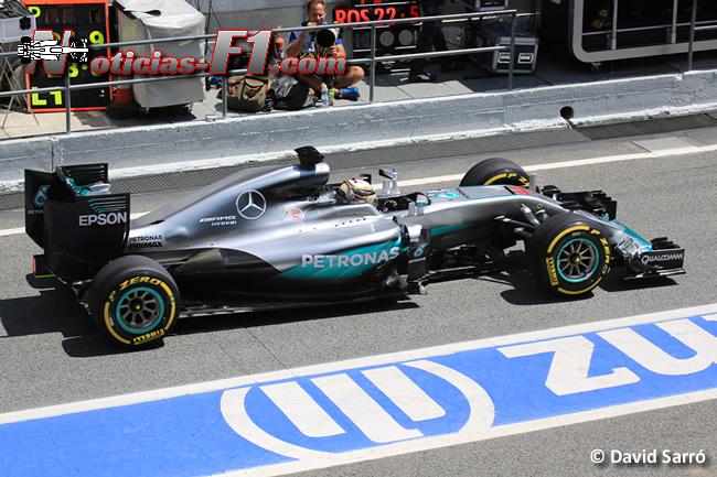 Lewis Hamilton - Mercedes AMG - 2016 - www.noticias-f1.com - David Sarró