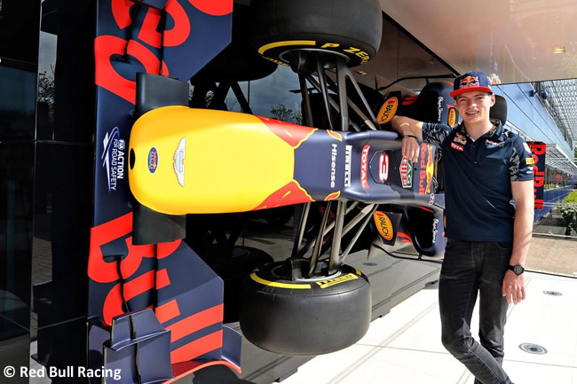 Max Verstappen - Red Bull Racing 2016