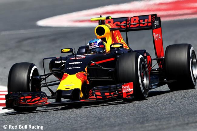 Max Verstappen - Red Bull Racing - Victoria GP España 2016