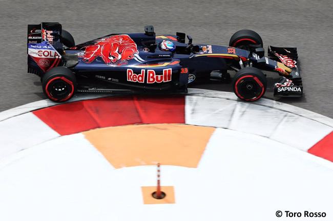 Max Verstappen - Toro Rosso - Gran Premio Rusia 2016
