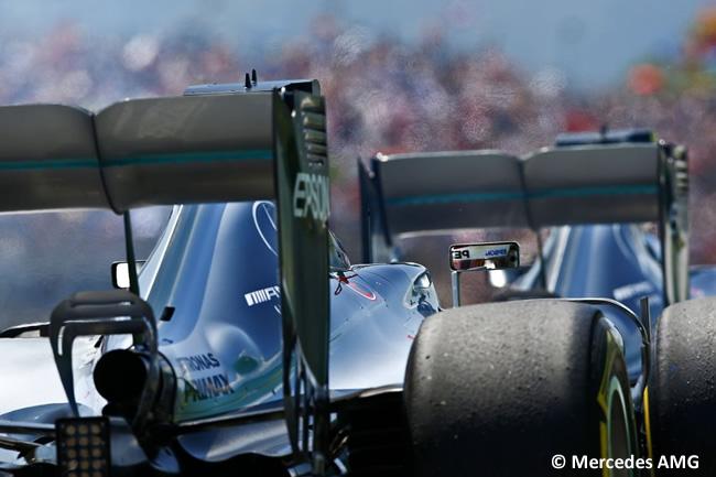 Mercedes AMG - GP España 2016