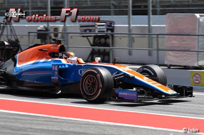 Pascal Wehrlein - Manor 2016 - www.noticias-f1.com