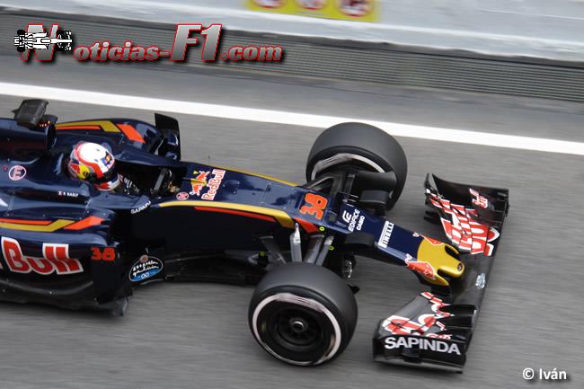 Pierre Gasly - Toro Rosso - www.noticias-f1.com